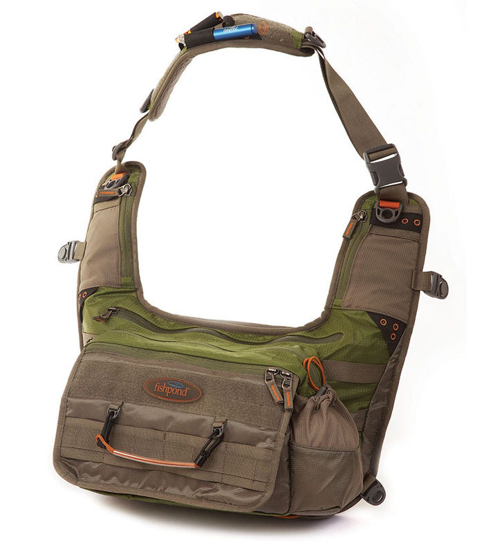 FISHPOND Delta Sling Pack - Cutthroat Green - The Painted Trout