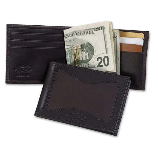 FILSON Money Clip Wallet - The Painted Trout