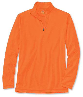 Orvis Men's Hunting DriRelease 1/4 Zip