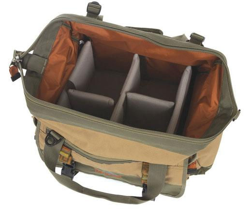 FISHPOND Bighorn Kit Bag Earth - The Painted Trout