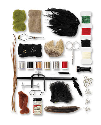 Orvis Encounter Fly-Tying Kit