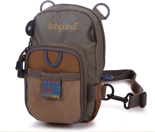 FISHPOND San Juan Vertical Chest Pack - The Painted Trout