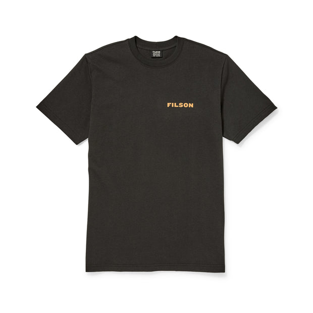 Filson Short-Sleeved Outfitter Graphic Tee - The Painted Trout