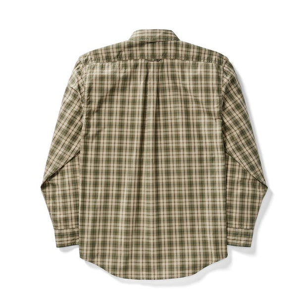 Filson Long Sleeve Feather Cloth Shirt - The Painted Trout