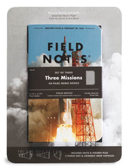 Field Notes Three Missions - The Painted Trout