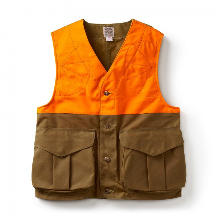 Filson Upland Hunting Vest - The Painted Trout