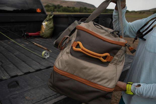 FISHPOND Flat Tops Wader Duffel - The Painted Trout