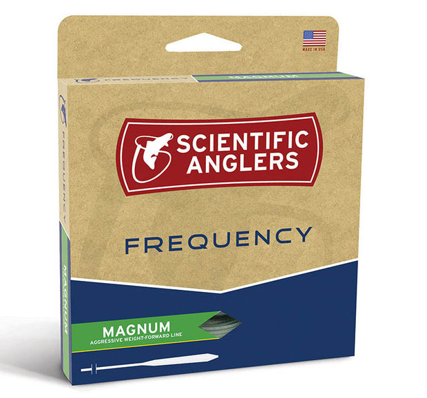 Scientific Anglers FREQUENCY MAGNUM - The Painted Trout
