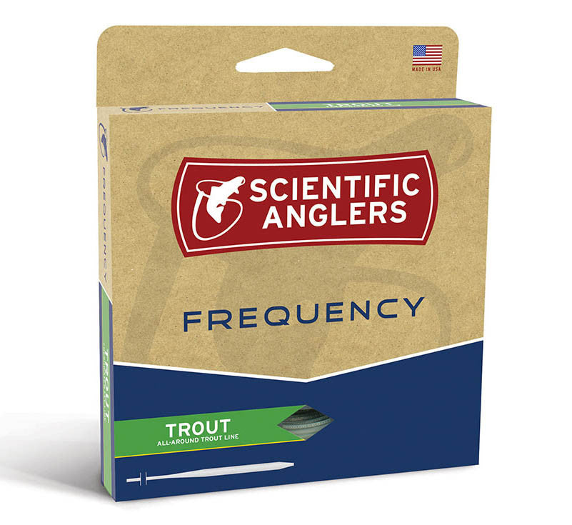 Scientific Anglers FREQUENCY TROUT - The Painted Trout