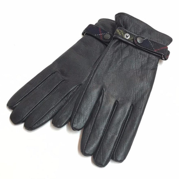 Barbour Ladies Goatskin Leather Glove - The Painted Trout