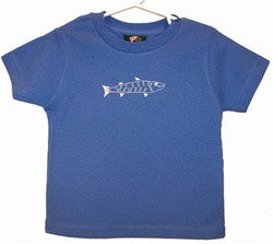 Toddler Tshirt - New Water Blue