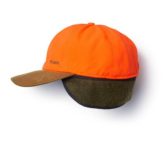 FILSON Insulated Blaze Tin Cloth Cap - The Painted Trout