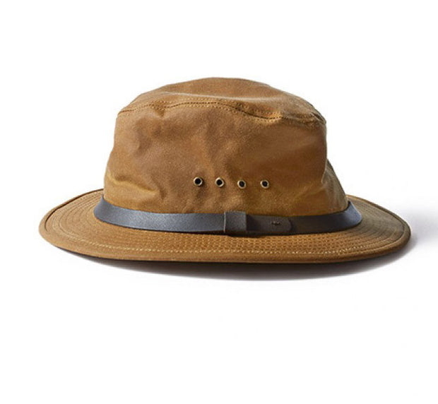 Filson Tin Cloth Packer Hat - The Painted Trout c907ee9c11