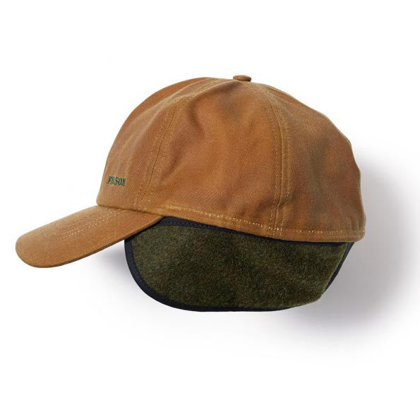 Filson Insulated Tin Cloth Cap - The Painted Trout