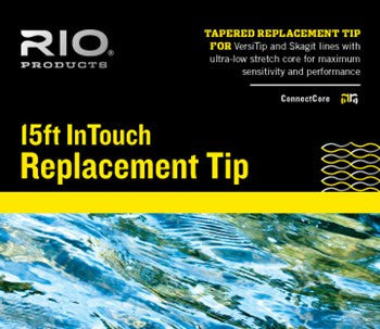 RIO InTouch 15' Replacement Tips - The Painted Trout