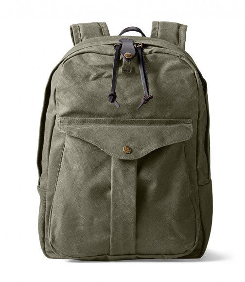 FILSON Journeyman Backpack Otter Green - The Painted Trout