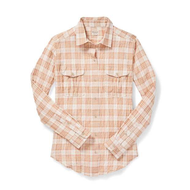 Filson Women's Kadin Island Shirt - The Painted Trout