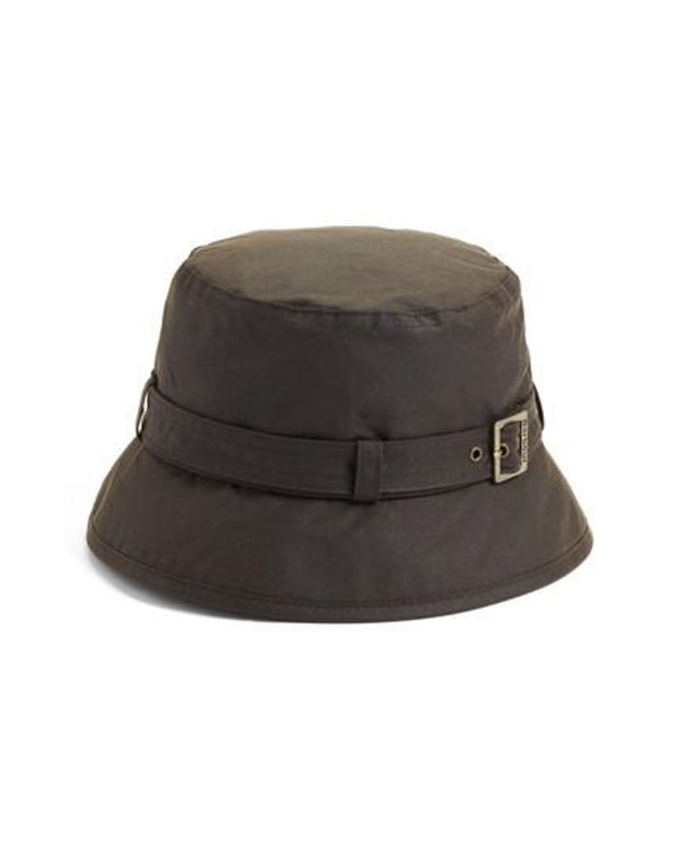 BARBOUR Kelso Wax Belted Hat - The Painted Trout