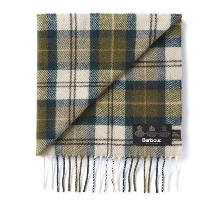 BARBOUR Lambswool Scarf - The Painted Trout