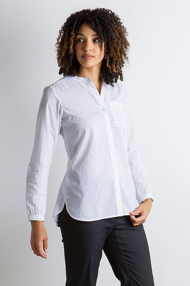 ExOfficio Women's Lencia Long-Sleeved Shirt - The Painted Trout
