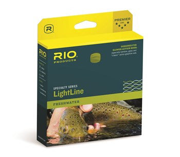 RIO LightLine Double Taper - The Painted Trout
