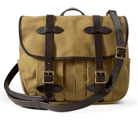 FILSON Medium Field Bag - The Painted Trout