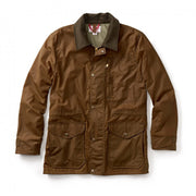 FILSON Cover Cloth Mile Marker Coat - The Painted Trout