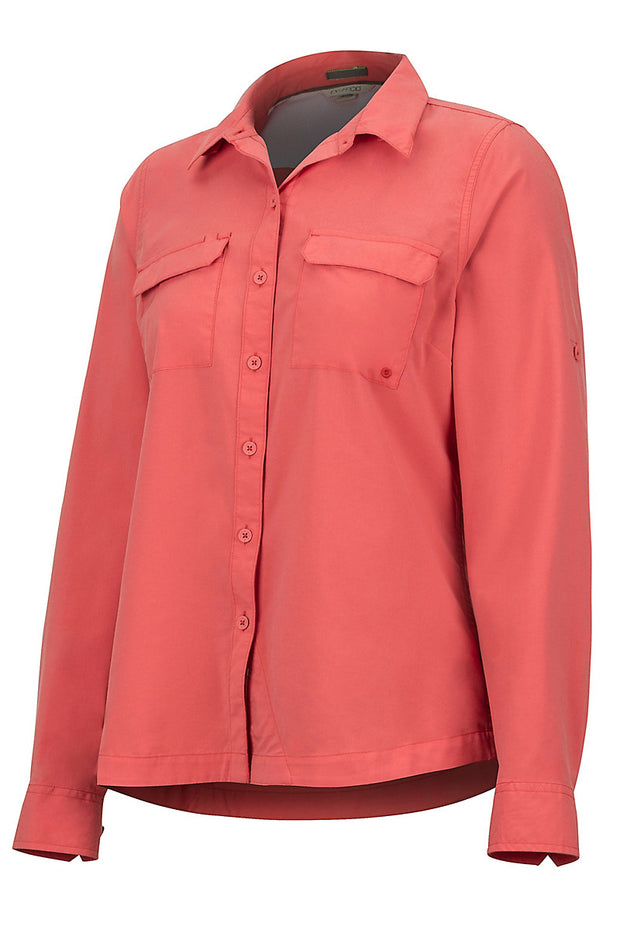 ExOfficio Women's Missoula Long-Sleeved Shirt - The Painted Trout