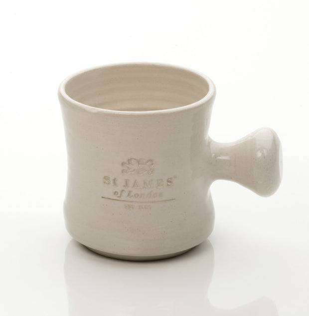 St. James of London Handmade Shaving Mug