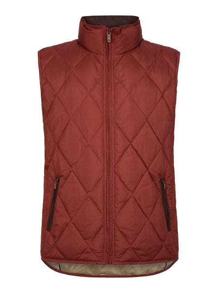 DUBARRY Mulranny Men's Down Vest - The Painted Trout