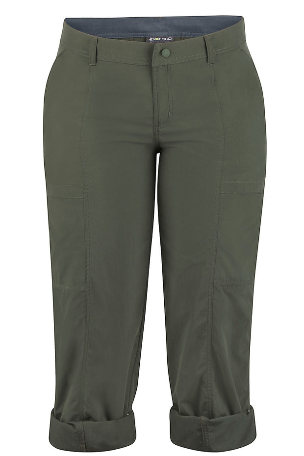 ExOfficio Women's Nomad Pant - Petite - The Painted Trout