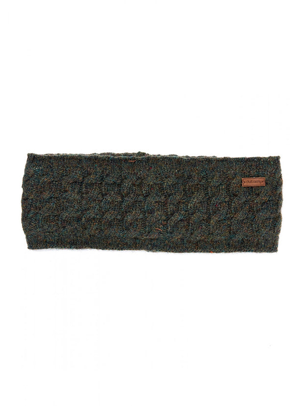 Dubarry Ballinrobe Knitted Headband - The Painted Trout