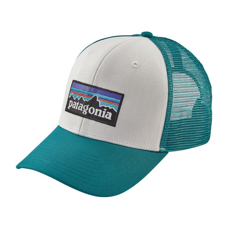 PATAGONIA P-6 Logo Trucker Hat - The Painted Trout