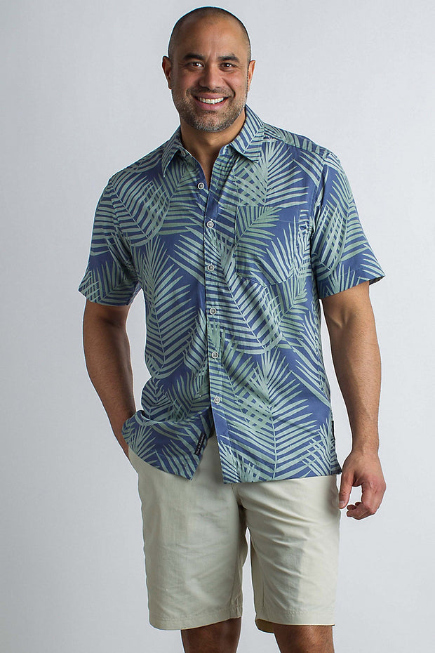 EXOFFICIO Pindo Short Sleeve Shirt - The Painted Trout