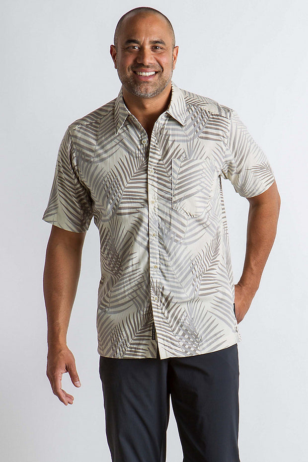 ExOfficio Men's Pindo Short-Sleeve Shirt - The Painted Trout