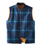 Pendleton Men's Reversible Canvas Vest