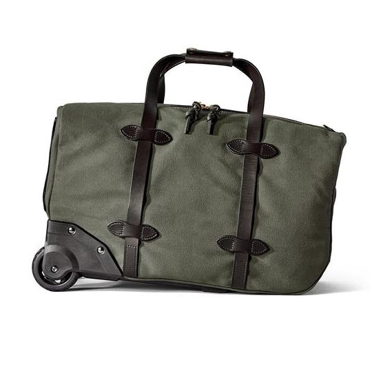 Filson Rugged Twill Rolling Duffle, Small - The Painted Trout