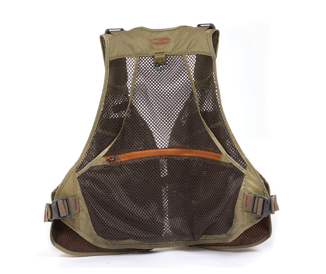 FISHPOND Sagebrush Mesh Vest - Driftwood - The Painted Trout