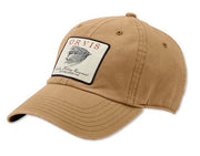 Orvis Vintage Salmon Fly Twill Hat
