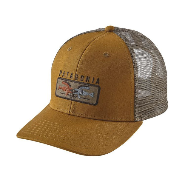 95ef7fa570fb12 PATAGONIA Shared Vision Trucker Hat - The Painted Trout