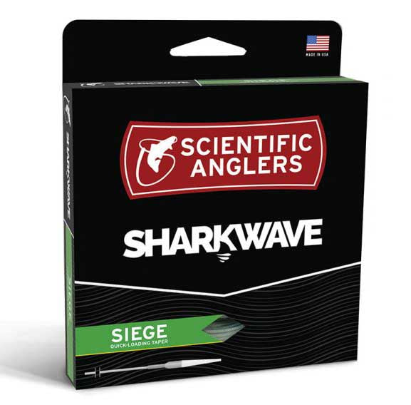 SCIENTIFIC ANGLERS Sharkwave Siege