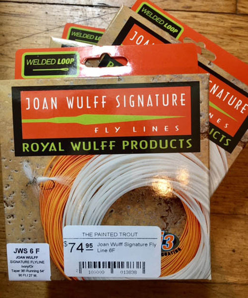 JOAN WULFF Signature Lines - The Painted Trout