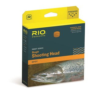 RIO Skagit Max & Skagit Max Short Shooting Heads - The Painted Trout