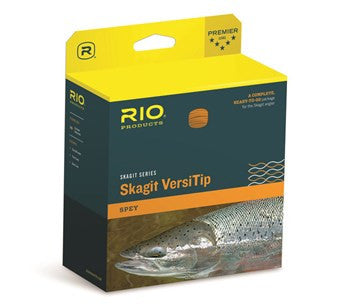 RIO Skagit Max Short Versitip - The Painted Trout