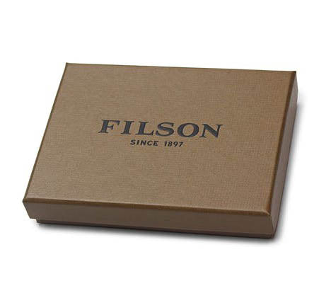 FILSON Rugged Twill Packer Wallet - The Painted Trout