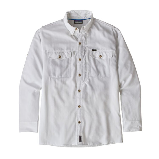Patagonia Men's Long-Sleeved Sol Patrol II Shirt