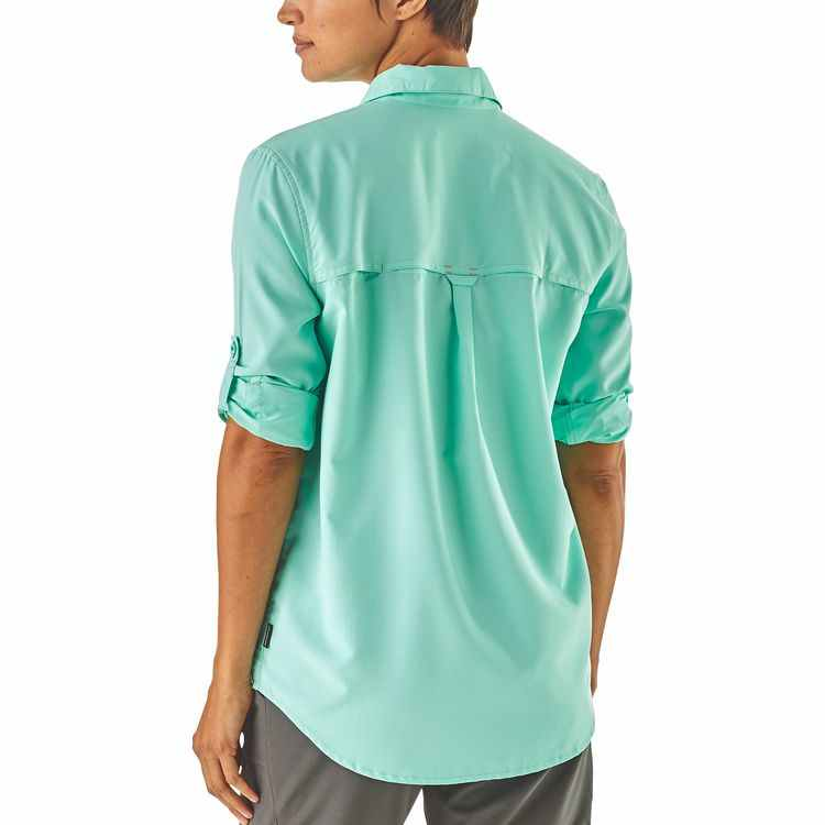 PATAGONIA Women's Sol Patrol Shirt - The Painted Trout