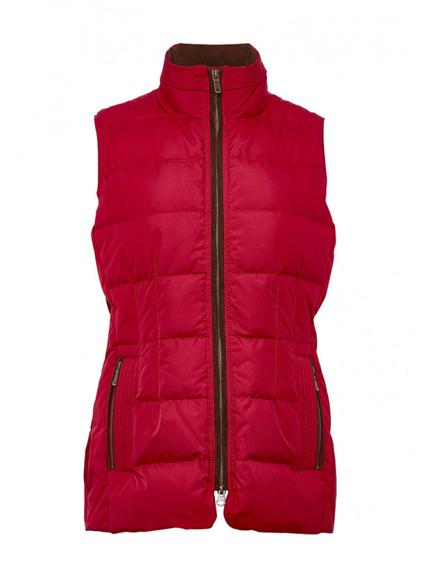 DUBARRY Spiddal Women's Down Vest - The Painted Trout