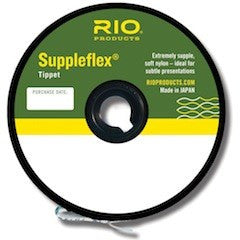 RIO Suppleflex Tippet 30 yd - The Painted Trout