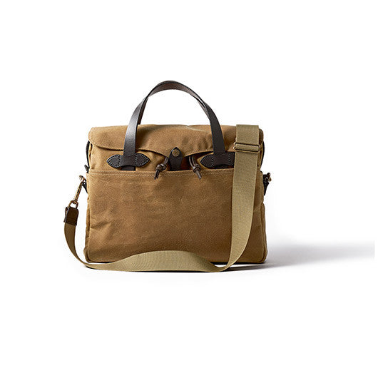 Filson Tin Cloth Original Briefcase - The Painted Trout